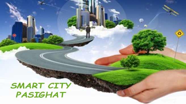 Arunachal:PM Modi launches Smart City projects through remote control