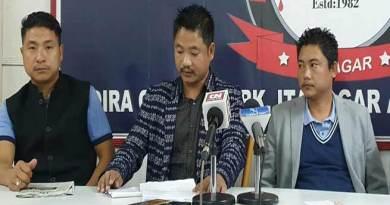 Itanagar: Rename the IG Park tennis court as 'martyr's ground- Student organisations