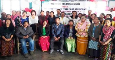 Arunachal: Women empowerment initiatives by NHPC, DMP