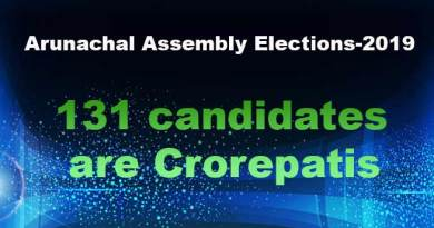Arunachal Assembly Elections: 131 candidates are Crorepatis