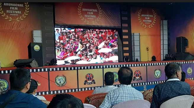 Itanagar: 6th Arunachal Film festival gets underway