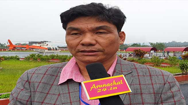 Arunachal Elections: we will get a chance to serve the people of state- Takam Pario