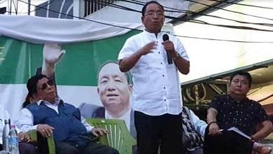Photo of Arunachal: Techi Kaso eleborates his works in poll campaign