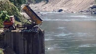 Photo of Arunachal: Stop disposing garbage in Kameng river- DC Order