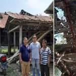 Arunachal: Heavy hailstorm in Tarasso and Balijan causes extensive damage