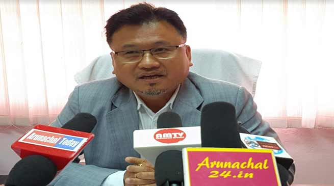 Arunachal:  Re-poll in 18 PS in Kurung Kumey and Kra Daadi dist on April 27