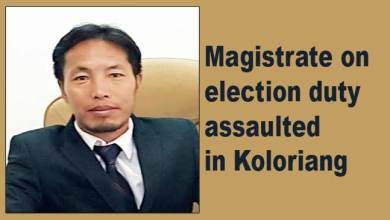 Arunachal Elections: Magistrate on election duty assaulted in Kolorinag