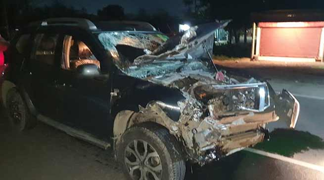 Itanagar:  Three youth died  in a  tragic road accident
