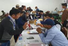 Photo of Arunachal polls:  Government servant on election duty cast their vote through postal ballot