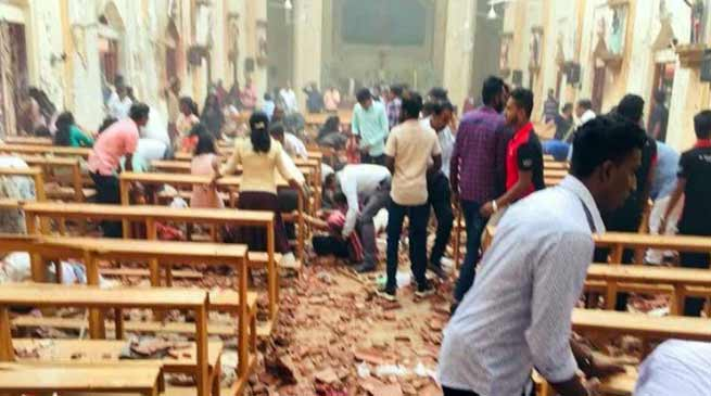 Sri Lanka Blast: Death toll rises to 215, including 3 Indians