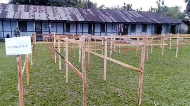 Arunachal polls: 28 voters at Soiliang Polling Station in Lohit dist