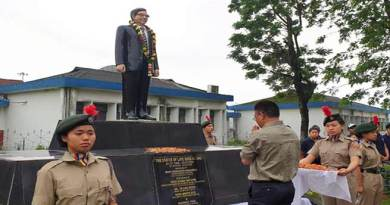 Itanagar: 18th Death Anniversary of Dera Natung observed