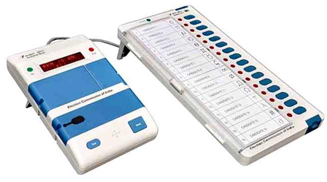 Arunachal: Scrutiny of EVM of Palin, Koloriang completed- DC