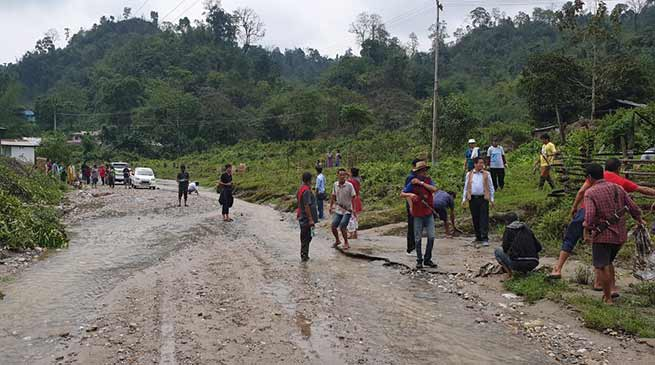 Arunachal: Cleaning drive of Kudh River in Kimin