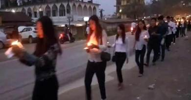 Tirap Ambush- ALA take out Candle march