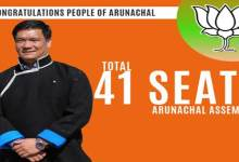 Photo of Arunachal: CM Khandu thanks the people of Arunachal for voting for BJP
