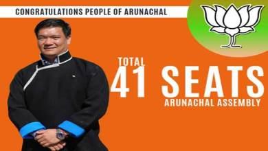 Photo of Arunachal: CM Khandu thanks the people of Arunachal for voting for BJP