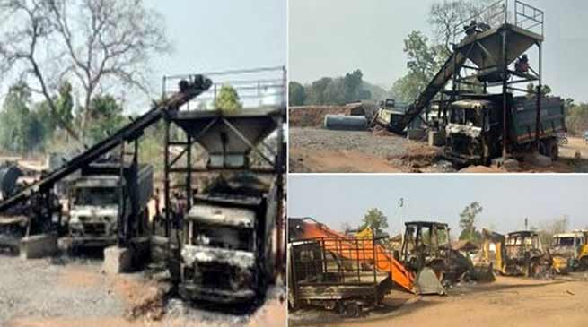 Governor cancels Maharashtra Day events after Maoist blast in Gadchiroli