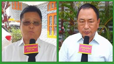 Photo of Arunachal: Ninong Ering and Lombo Tayeng assure for constructive opposition