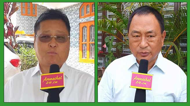 Arunachal: Ninong Ering and Lombo Tayeng assure for constructive opposition