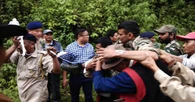 Nagaland- 2 Assam Rifle jawan killed, 3 injured in an ambush with militants