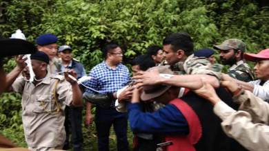 Photo of Nagaland- 2 Assam Rifle jawan killed, 3 injured in an ambush with militants