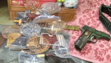 Photo of Itanagar: Vehicle checking drive continue, seized Pistol, Housie materials