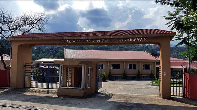 Arunachal: First time the swearing ceremony held outside Rajbhawan