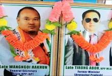 Photo of Arunachal: Killing of Tirong Aboh is purely political murder- NPP