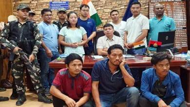 Photo of Arunachal: 3 Arrested for Arson in front of BJP MP Tapir Gao's Residence