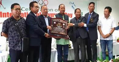 AOA celebrates International Olympic Day