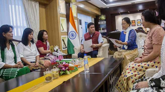 "Arunachal: APWWS urge Khandu ""Make Marriage registration mandatory"""
