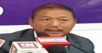 Arunachal: State to create Anti-Riot Battalion- Bamang Felix
