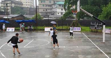 Inter-state basket ball summer tournament-2019 begins