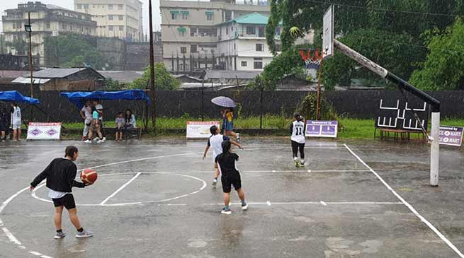 Inter-state basket ball summer tournament-2019 begins