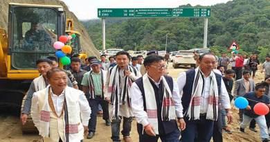 Arunachal: Joram-Koloriang road Package I & II flagged off