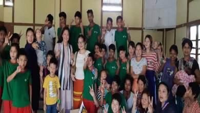Photo of Arunachal: Biri Shanti Nido visits OWA
