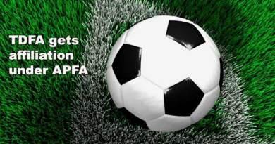 Arunachal: TDFA gets affiliation under APFA