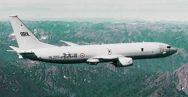 Missing IAF AN-32 Aircraft: Navy's P8I Aircraft with Special Radars Joins Search Operation