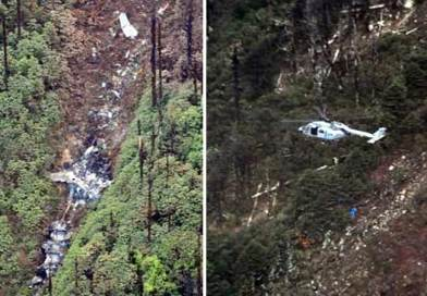AN-32 Crash:  IAF Continues Efforts To Bring Back Mortal remains