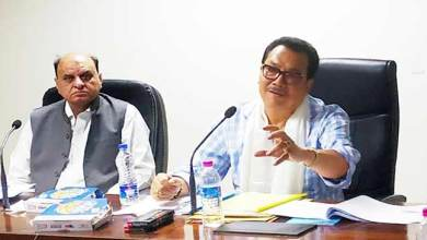 Photo of Arunachal: Our priority is to improve power supply across the State- Chowna Mein