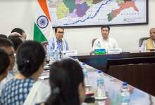 Transparency in governance by curbing corruption is one of priorities of my Govt- Pema Khandu
