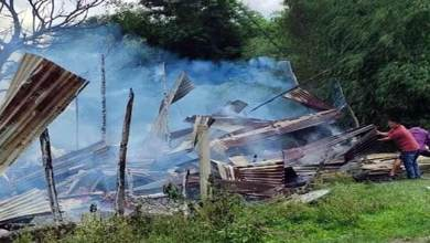 Photo of Arunachal: Two house devour in fire mishap at Dobam village