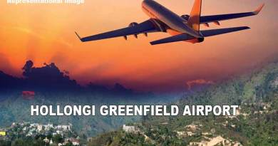 Arunachal: Khandu's cabinet decides to press the GOI to expedite the Hollongi Greenfield Airport project
