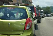 Photo of Traffic snarls make life hell for residents of Itanagar, Naharlagun