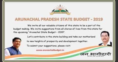 Arunachal: Khandu seek people's suggestions to prepare budget 2019