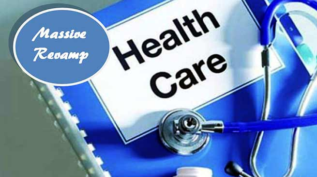 Arunachal: Cabinet decides massive revamp in health sector