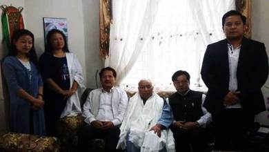 Photo of Arunachal: Gicho Kabak appointed as NPP NECC Vice Chairman