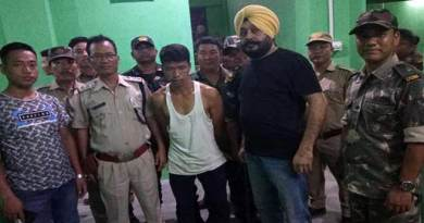 Arunachal: Man Rapes own niece, arrested by Doimukh police