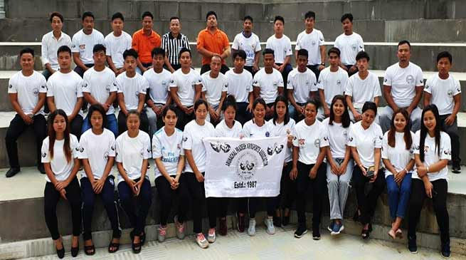 40 Arm Wrestlers from Arunachal to represent National Arm Wrestling Championship 2019 Sikkim.